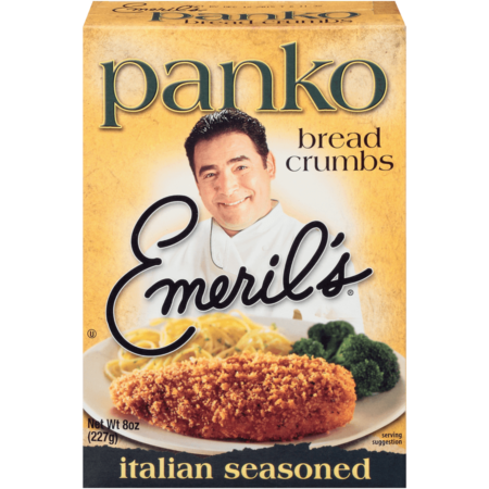 Image of <em>Emeril's</em>® Italian Seasoned Panko Bread Crumbs