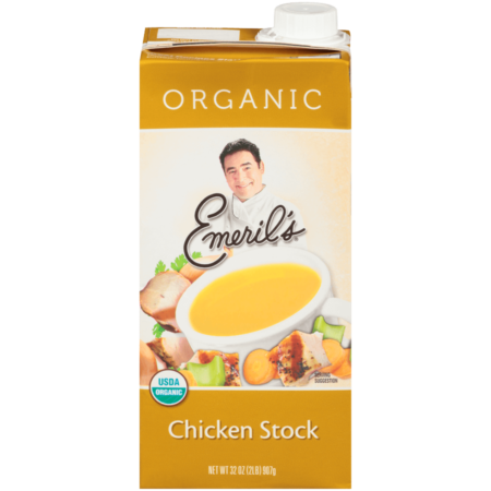 Image of <em>Emeril's</em>® Organic Chicken Stock