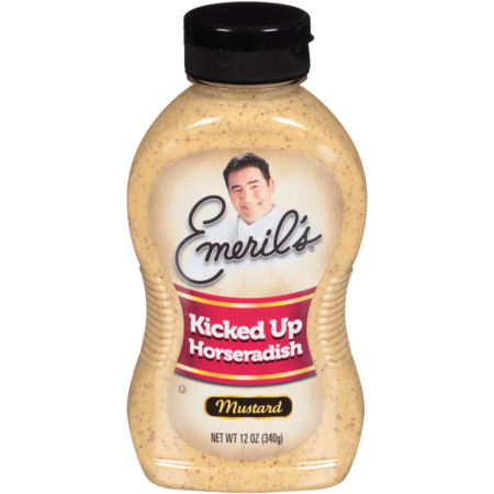 Image of <em>Emeril's</em>® Kicked Up Horseradish Mustard